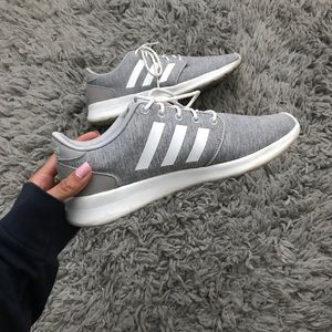 Adidas Cloudform Grey Sneakers